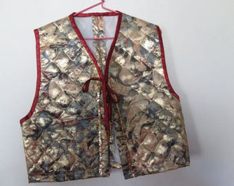 03 vest for Oriental or Andalusian dancing for teens and men.