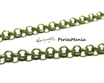 Chain BRONZE HCHS078 Rollo 4mm