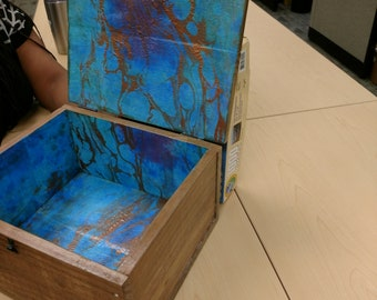 Custom made Wood Boxes and planters