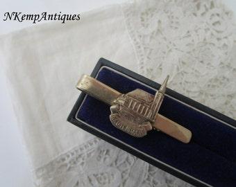 Vintage tie clip/tiebar