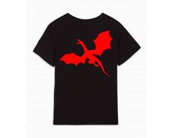 Tshirt - Dragon