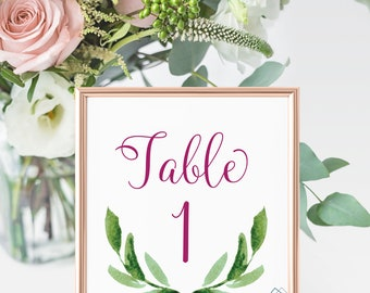 Pink table setting | Etsy