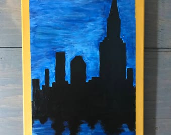 City Canvas Art