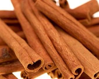 Saigon Cinnamon Sticks - Certified Organic