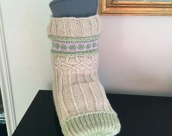 cast sock,,wide sock, wool sock, extra large sock, special recovery sock, surgery sock