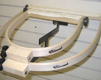 Quilting Needlework Hoops - Border 16 inch Half Hoop