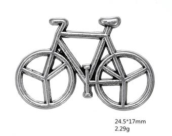 20 pcs Bicycle Charms