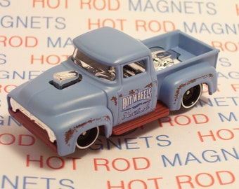 1956 Ford Pickup Truck : Hot Rod, Man Cave, Refrigerator, Tool Box, Magnet