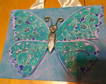Butterfly 3D picture