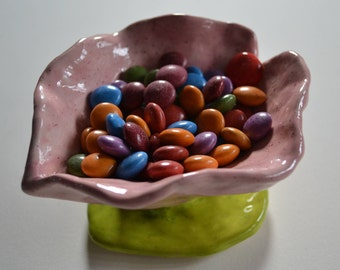Candy Dish with a Twist
