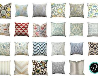 CLEARANCE Decorative Pillow Cover, Throw Pillow, Cheap Pillow Case, Ivory Couch Pillows, 16x16 Zippered Pillow, Toss Pillow Sale, Home Decor