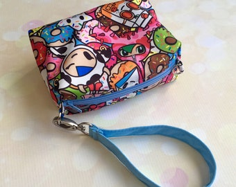Custom Ju-Ju-Be x Tokidoki Tokipops Quicklet with Removable Wrist Strap