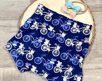 Bubble Shorts - Vintage Bicycles
