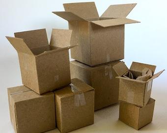 FF18/12/9 Miniature Boxes; 1:12 Scale Kit