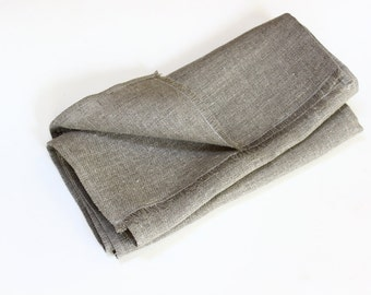 Linen Table Runner - Holiday Table Decoration - Beautiful Neutrals - Natural Home - Gift Idea