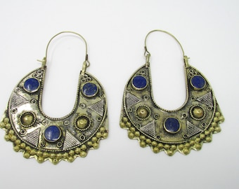 Ethnic jewelry Large Earrings