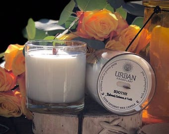 Luxe Coconut Wax Candle