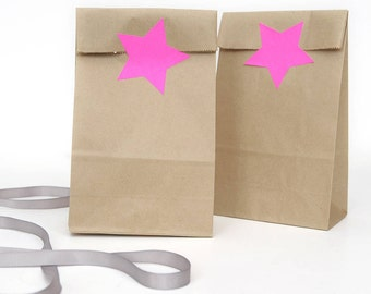 Gift Wrap Star Stickers for Crafting, Presents and Finishing Touches