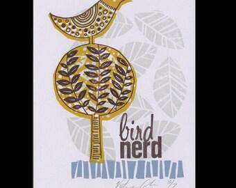 Vogel-Nerd-Letterpress-Druck