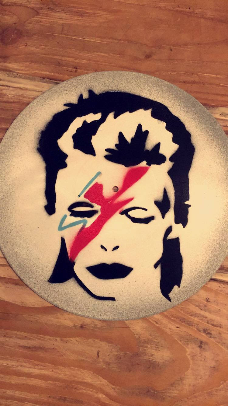 Dorable David Bowie Wall Art Image - Wall Art Collections ...