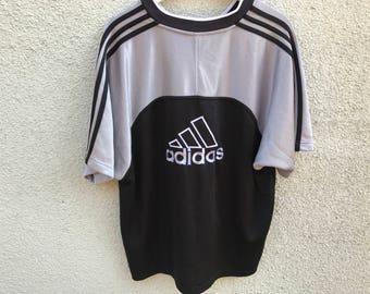 1990's Adidas Jersey T-shirt