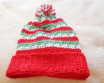 colorful stocking cap