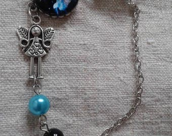 """bracelet """""""" Angels Duet and beads """""""""""