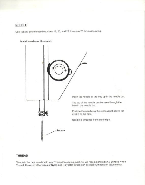 2018 portable sewing machine manual mini 2 speed double thread.