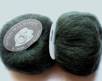 5 balls of mohair Timothy textiles de la marque bronze 26