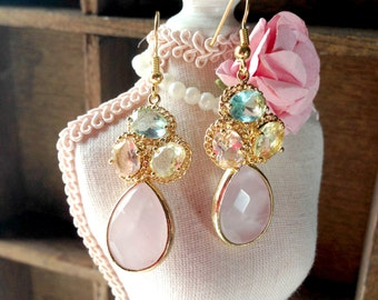 Mathilde Earrings - Jewelry - Wedding