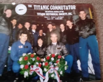 Titanic commutator vol 21 #2, 1997