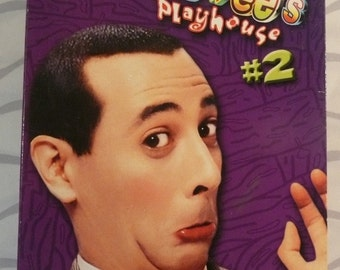 Pee-Wee's Playhouse 2 DVD Collection
