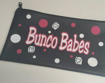 Bunco Money Bag