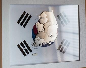 South Korea: Metal Map
