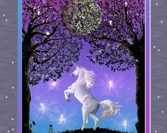 Dancing in the moonlight 8x10 Print