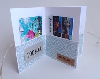 Bridal Shower Gift, Bridal Shower Gift Card Holder, Gift for Bride, Card for Bride, Gift Card Book, Congratulations Bride Card, Wedding Gift