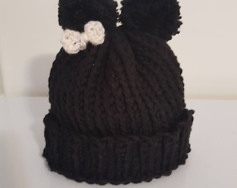 Teddy Bear Hat