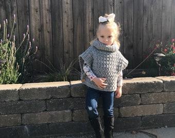 Toddler turtleneck sweater
