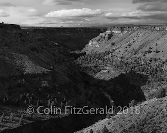 Canyons of the Wild West