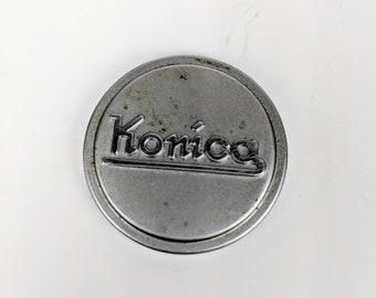Vintage Metal 32mm Konica Lens Cap