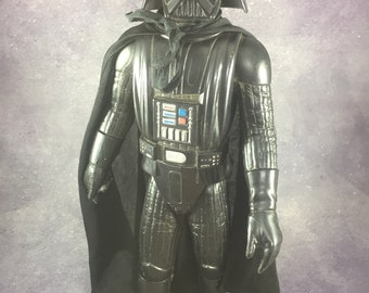 """1978, 12"""" General Mills Kenner Darth Vader with Cape - Only Sword Missing- Hong Kong"""