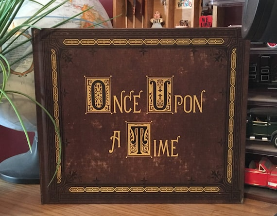 Once Upon A Time Henry's Book of Classic Fairytales