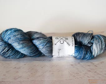 300 Years and Counting - Sand Island Single 100% Superwash Merino single - hand dyed yarn - Ready to ship