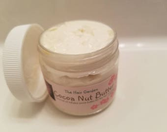 Whipped Cocoa Nut Butter - 1 & 2  oz