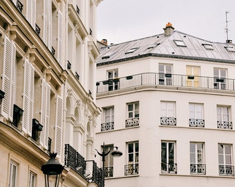 Blonde - Paris Landscape Photography Print