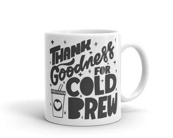 Cold Brew Mug
