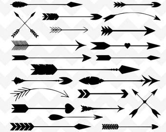 Tribal Arrow SVG   Arrow SVG   Arrow Bundle SVG Cutting File   Cutting File   Silhouette   Arrow Bundle svg   Arrows svg   Arrow Clipart