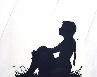 DIY Day Dreamer Vinyl Decal Sit and Ponder