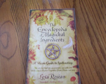 The Encyclopedia of Magical Ingredients