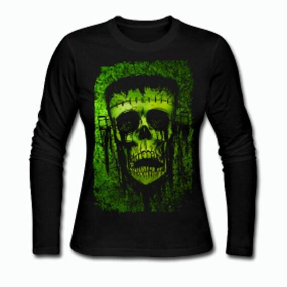Frankenstein long sleeve jersey